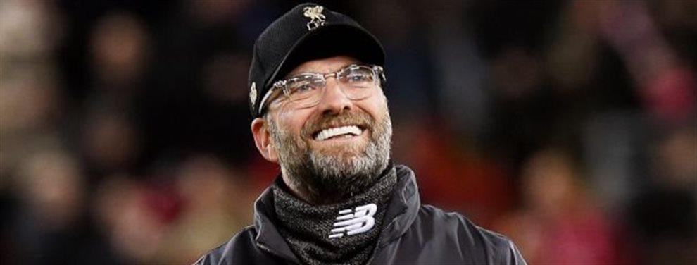 Jurgen Klopp dejará el banquillo del Liverpool en febrero. La noticia ha pillado a todos por sorpresa.Nadie se esperaba algo así.Pero él lo tiene muy claro