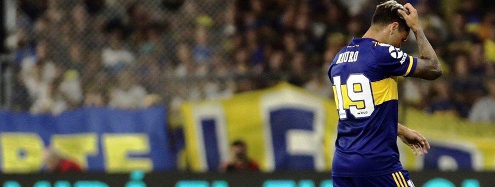 Boca informó de manera oficial el parte médico de Mauro Zárate, quien se lesionó ante Independiente.