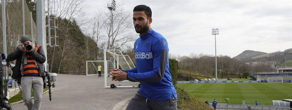 Luis Suárez ha ofrecido el nombre de Ángel Rodríguez a la directiva del Barça, que saldría a buen precio