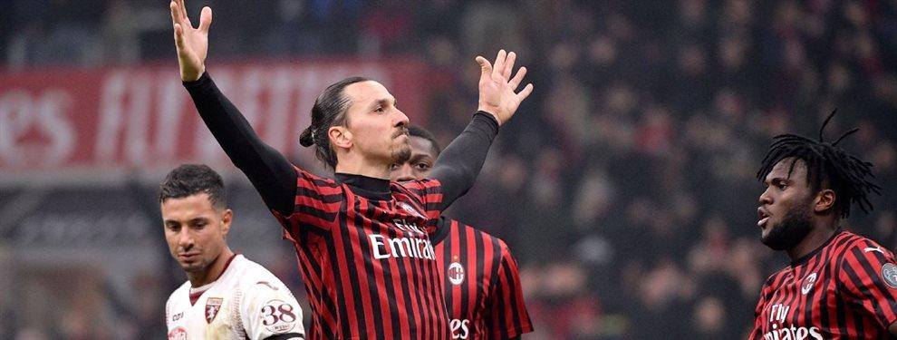 ¡Atención! Está cansado del Milan y va a traicionar a Zlatan Ibrahimovic para irse al rival directo del cuadro rossoneri en este mismo mercado de invierno