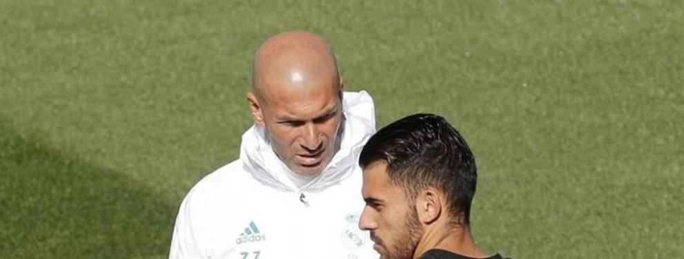 Dani Ceballos siempre habla más de la cuenta. Y ahora quiere purgar sus penas para volver al Madrid en junio, pero Zidane ni olvida ni perdona. Ojo al lío