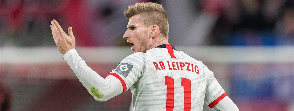El Tottenham de José Mourinho se ha adelantado para llevarse a Hakim Ziyech, del Ajax