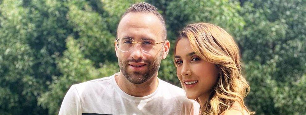 Varios rumores apuntan a que Daniela Ospina estaría embarazada de Harold Jiménez