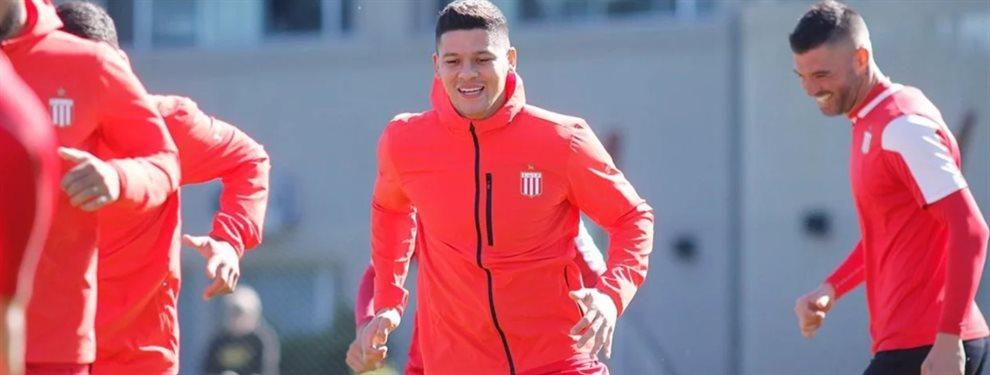 Estudiantes de La Plata rompió el mercado y confirmó el regreso de Marcos Rojo al club.