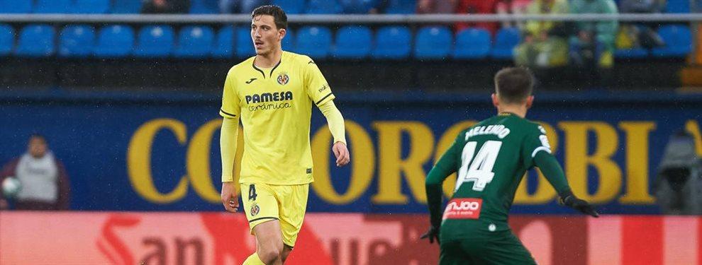 Sergio Ramos ha recomendado a Florentino Pérez el fichaje de Diego Llorente, de la Real Sociedad