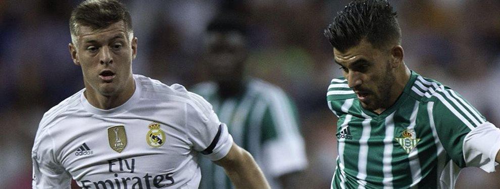Daniel Ceballos está viviendo una pesadilla en una temporada que debía vivir un sueño. El Arsenal no le quiere dejar salir y se ha complicado la vida