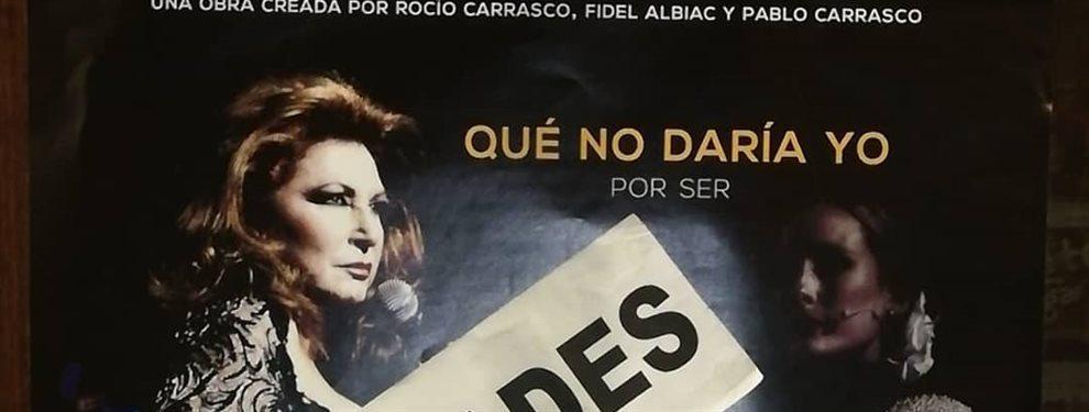 La hija de Rocío Jurado ha presentado el musical que se va a hacer en honor a su madre, en la rueda de prensa amenazó con hablar de todo lo que no ha hecho