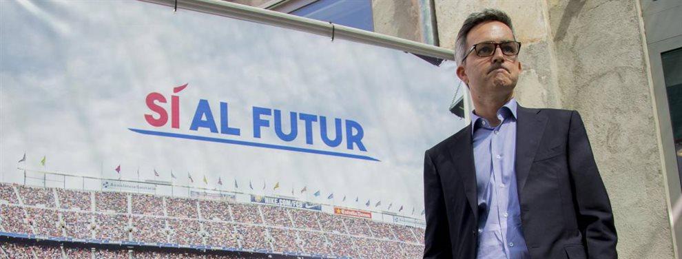 Un nuevo Barcelona se está gestando. Si se termina produciendo sería toda una revolución y el primero en salir sería el último en llegar, Quique Setién...
