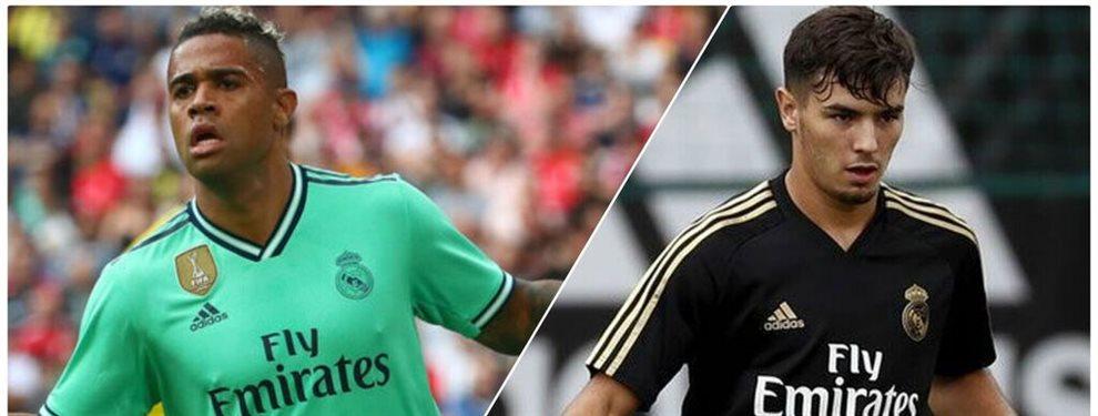 El francés no se lo podía creer y ha pensado que se trataba de una broma. Ni mucho menos, Zidane tendrá que lidiar con ello hasta junio y luego se verá...