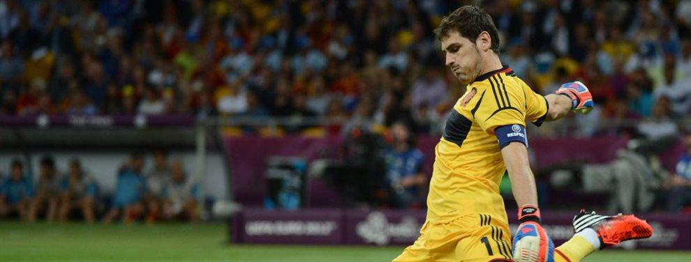 Salta la sorpresa que nadie se esperaba. Iker Casillas podría ir a la Eurocopa 2020. Ha dejado a todos alucinados tras conocerse que se lo está planteando