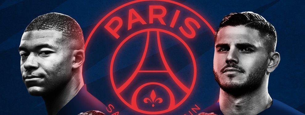 El Paris Saint Germain se descompone y en julio de 2020 puede que no quede nadie de los de arriba. Atento a la desbandada porque LaLiga se beneficiará....