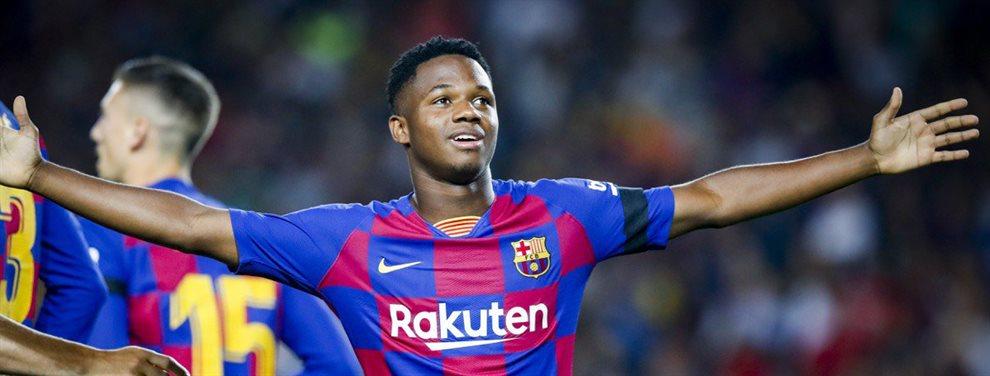 Quique Setién poco a poco está dejando sus huellas en el Fútbol Club Barcelona.La última es de agradecer ,sobre todo por el barcelonismo.Mbappé no es mejor