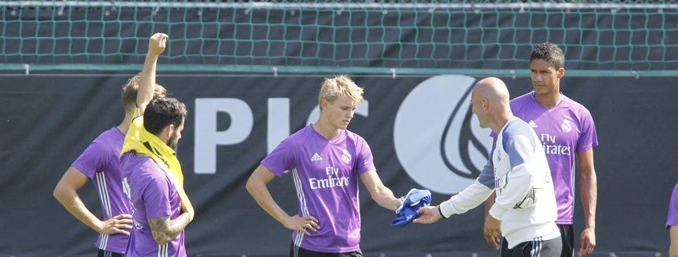 El Real Madrid, sus aficionados y ojeadores ponen sus miradas en él: examen del santiago Bernabéu al próximo fichaje del conjunto de Zinedine Zidane