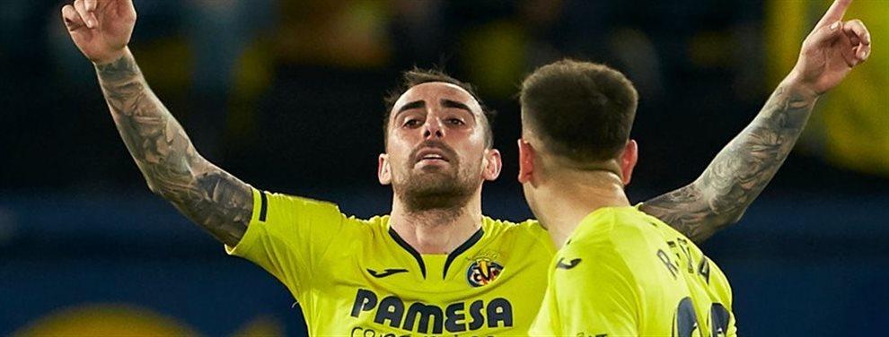 El Villarreal firmó el pasado viernes a Paco Alcácer y el jugador ya debutó el domingo. Y lo hizo, como no podía ser de otra forma, con gol. El 9 de España