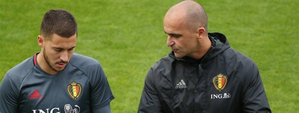 Roberto Martínez es uno de los entrenadores con mayor relevancia en el fútbol. Sus años con Bélgica han sido maravillosos. Le han puesto en el mercado