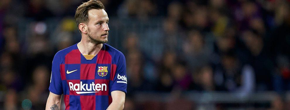 Lo ha decidido: se va, deja el FC Barcelona y ¡se muda a Madrid! La decisión del crack del Barça va a traer mucha cola pero quiere quedarse en España