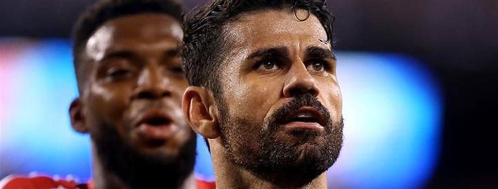 El Cholo Simeone quería a Cavani. Era su única petición para este invierno. Llegó Carrasco. Ahora se ha lesionado Morata