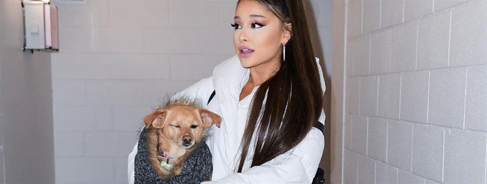 Ariana Grande no se libra de Mickey Foster ¡ni por recomendación!