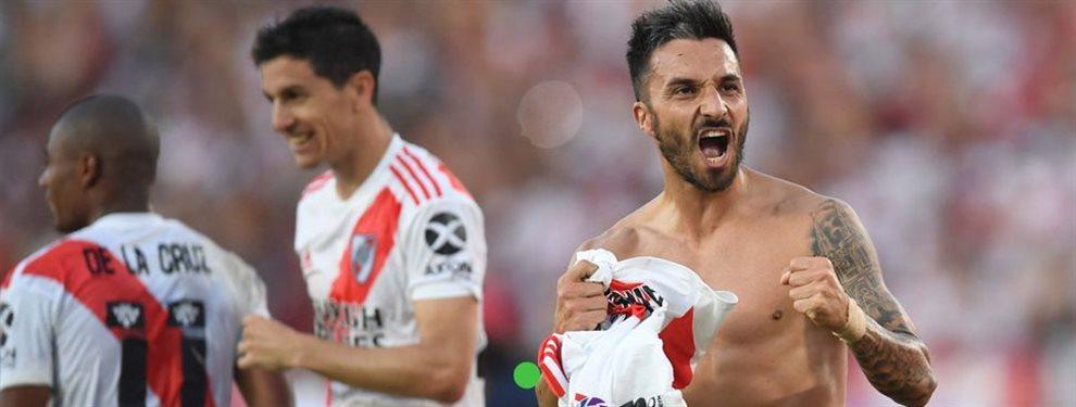 Ignacio Scocco deberá determina si continúa en River, si regresa a Newell's o se marcha a Vélez.