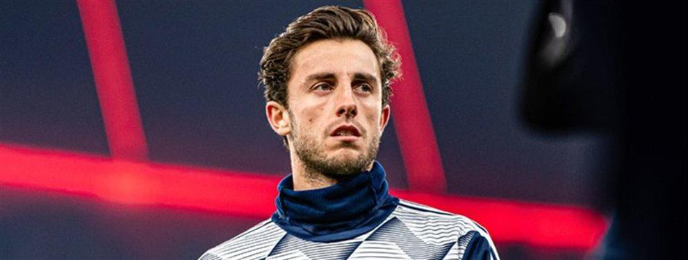 Álvaro Odriozola se fue a Alemania en busca de minutos. Muchos pensaban que era su oportunidad de demostrar su potencial. Qué equivocados estaban. Mucho