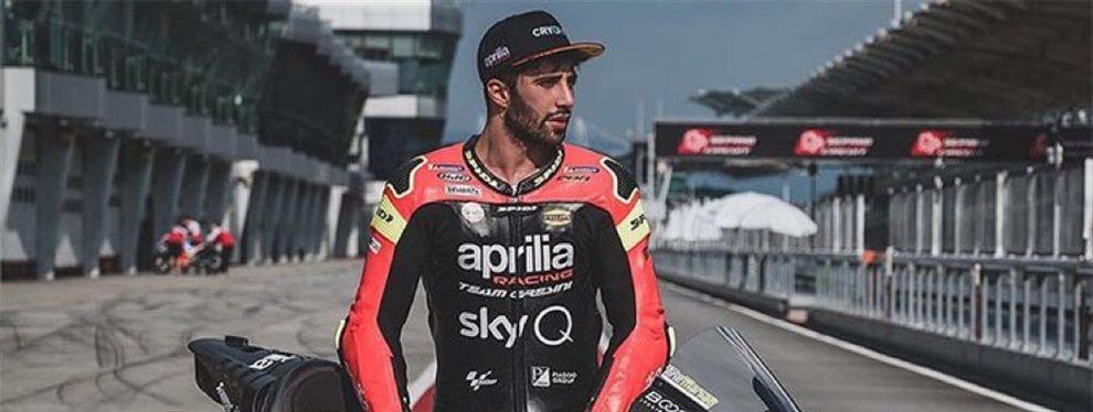 Le sacude la peor de las noticias tras las esperanzas que se había formado: Andrea Iannone no correrá en el test de Malasia, ¡la FIM le hace la cruz!