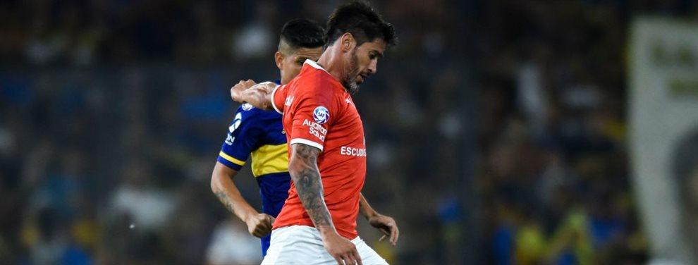Pablo Pérez se encuentra cada vez más cerca de marcharse de Independiente para regresar a Newell's.