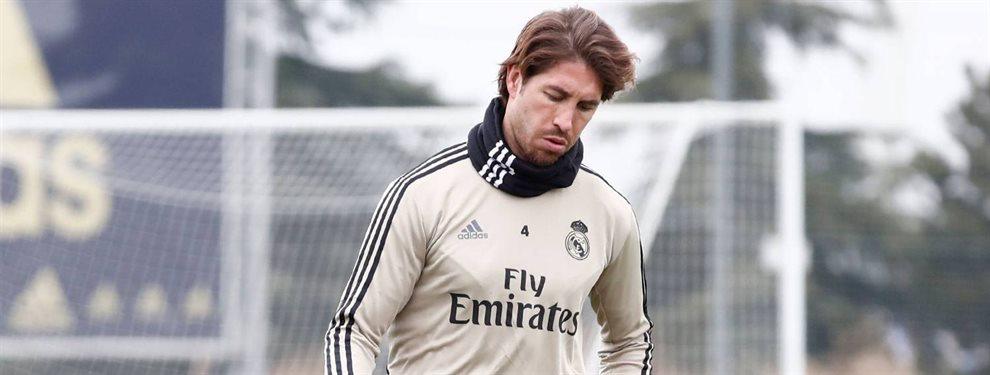 Sergio Ramos finalmente cumplirá su contrato con el Real Madrid antes de irse a Miami