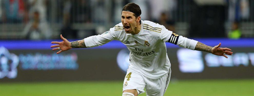 Zinedine Zidane no se opondrá a la salida de Nacho Fernández del Real Madrid en verano