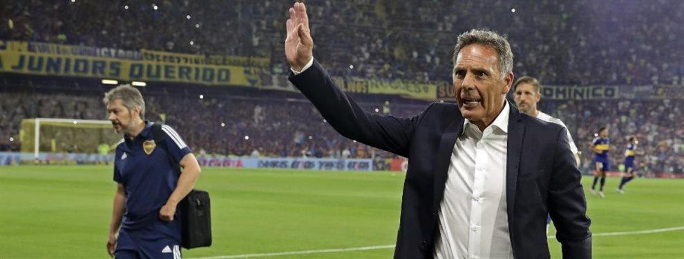 Las dos dudas que mantiene Miguel Ángel Russo para el partido entre Boca y Atlético Tucumán.
