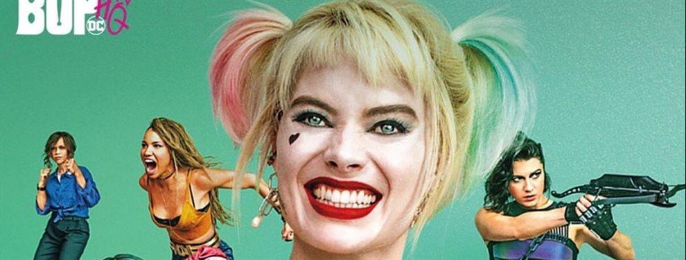 La actriz Margot Robbie borda su papel de Harley Quinn, y esta vez aparecerá en la ciudad de Gotham pero sin la presencia de Batman ni de Joker con ella