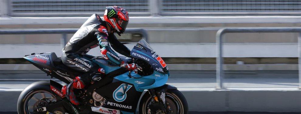 Los primeros test de pretemporada ya han comenzado para preparar el Mundial de Moto GP 2020. De momento domina Yamaha con Quartararo al frente.