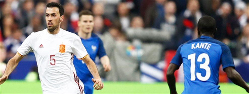 El Barça elige al sustituto de Sergio Busquets tras meses de dura búsqueda. Ahora tendrá que negociar con su club que pide 90 millones de libras de salida