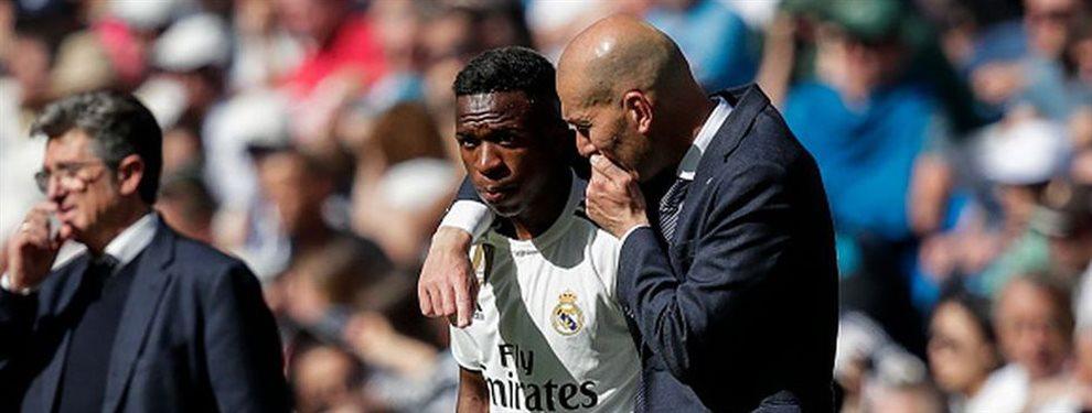 El entrenador del Madrid y el jugador, con sus más y sus menos, han logrado entenderse. Se sabe lo que pasó entre los dos cuando se conocieron en 2019...