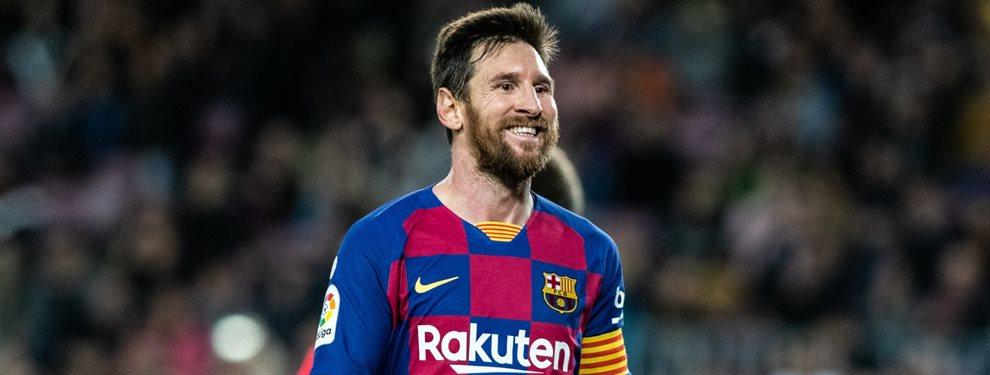 Lionel Messi como pocas veces ha mostrado su descontento y toda la dirigencia se encuentra preocupada de lo que pueda pasar.