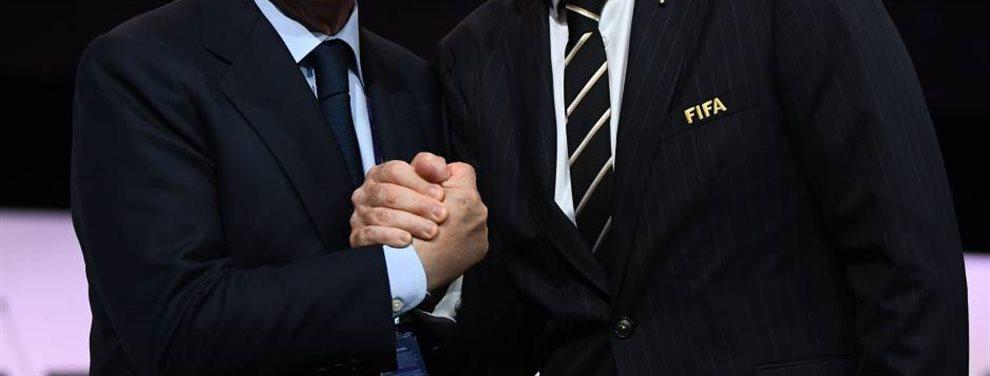 Florentino crea una nueva competición y el Barça no estará en ella