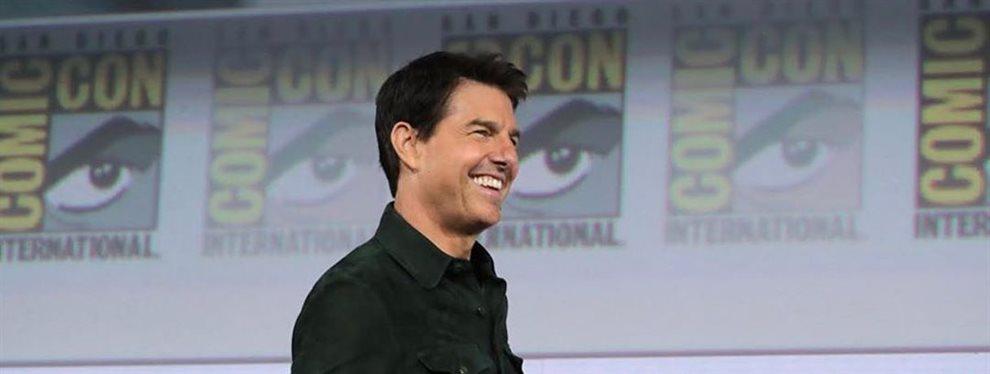 El actor Tom Cruise vuelve a dar vida al piloto de cazas Maverick con el estreno de la película 'Top Gun: Maverick' que se prevé para principios de verano