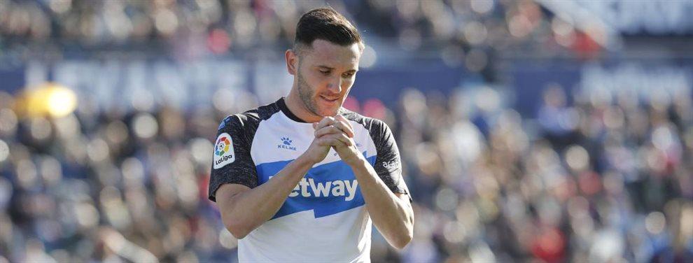 El Barça está en conversaciones para conseguir cerrar el fichaje de Willian José