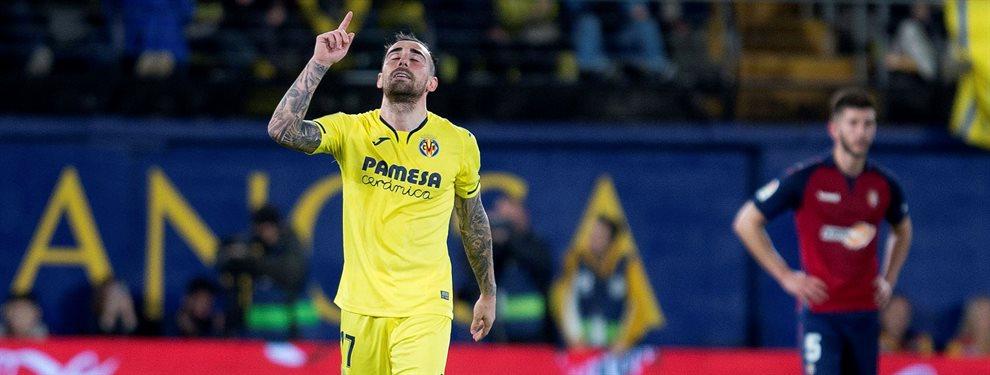 El Barça no solo se planteó el regreso de Andrés Iniesta, también el de David Villa