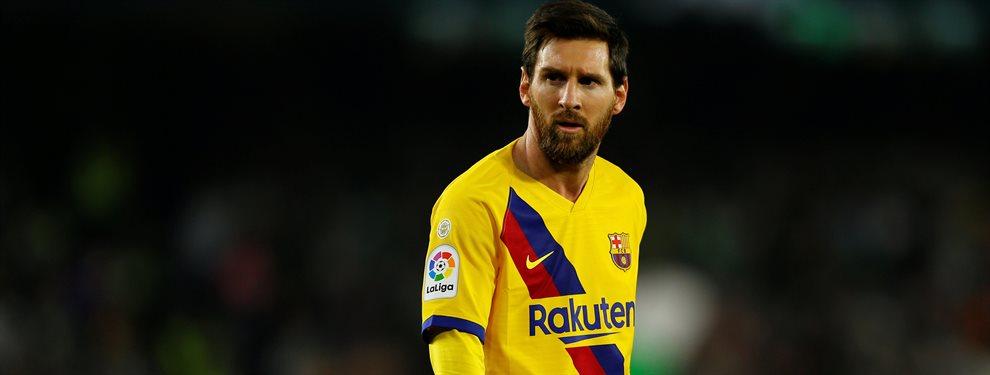 Leo Messi lanza una advertencia a sus compañeros sobre un hecho que se les viene encima y que tiene contra las cuerdas al FC Barcelona ¡Amenaza inminente!