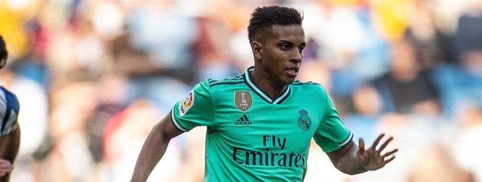 Gabriel Verón se ha colado en la agenda del Real Madrid, recomendado por Juni Calafat