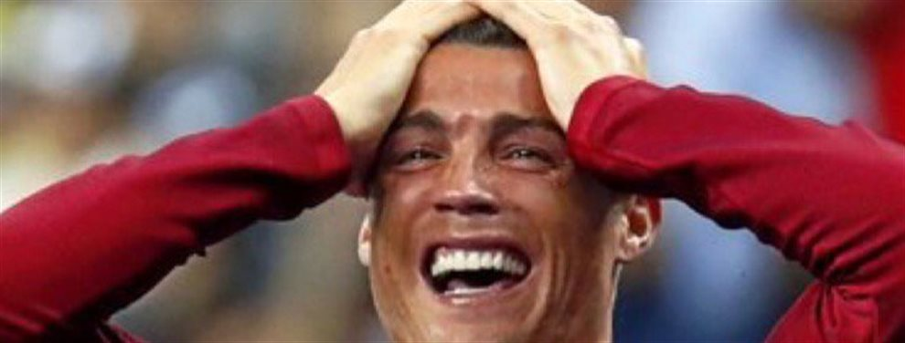 Cristiano Ronaldo tiene muy claro que si alguien debe destacar en un equipo, ese es él. Por eso cuando siente que le pueden hacer sombra aparta compañeros