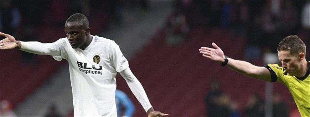 El Valencia tiene un partido crucial para el devenir de su temporada contra el Atalanta. No tiene centrales de garantía después de la lesión de Garay