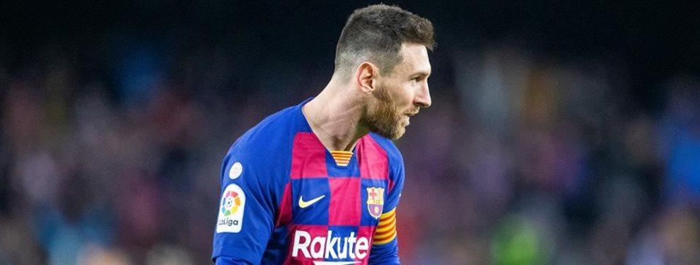 Lionel Messi es el sueño que comparten Inter y Juventus, según medios italianos.