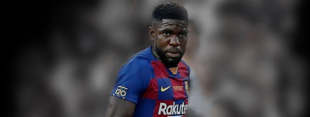 Samuel Umtiti dejará el Barça, y suena Mohammed Salisu, del Valladolid, para ser su sustituto