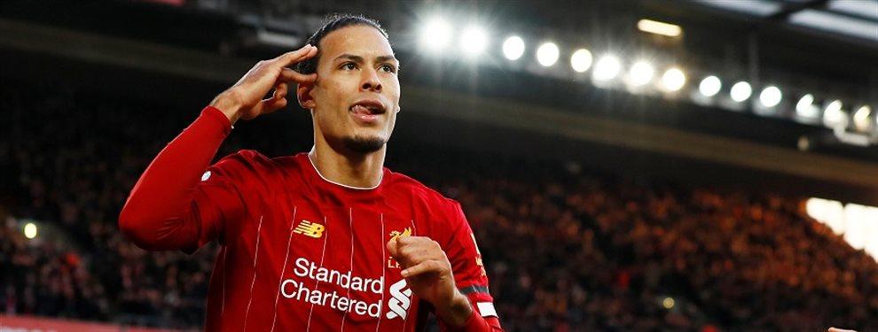 La oferta de ofertas que va a conseguir que el mejor jugador de Europa firme: ¡Van Dijk lo tiene claro, por toda esa pasta va a aceptar! ¡Europa en shock!