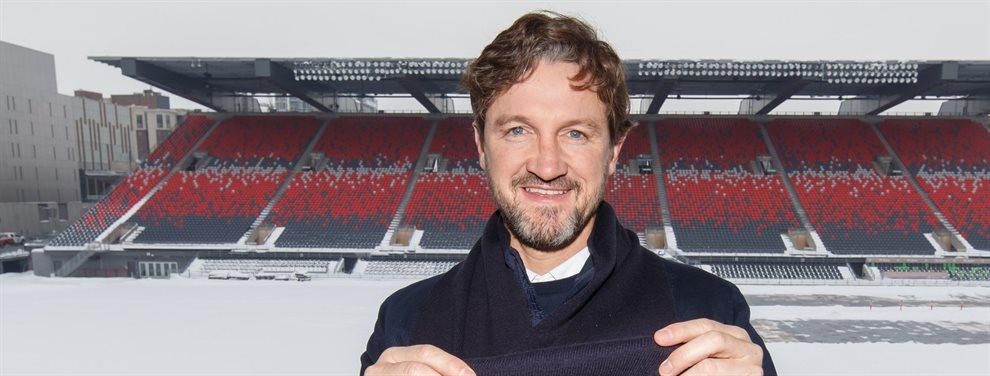 El Atlético de Madrid tiene nuevo entrenador. ¡Cholo no se lo cree!