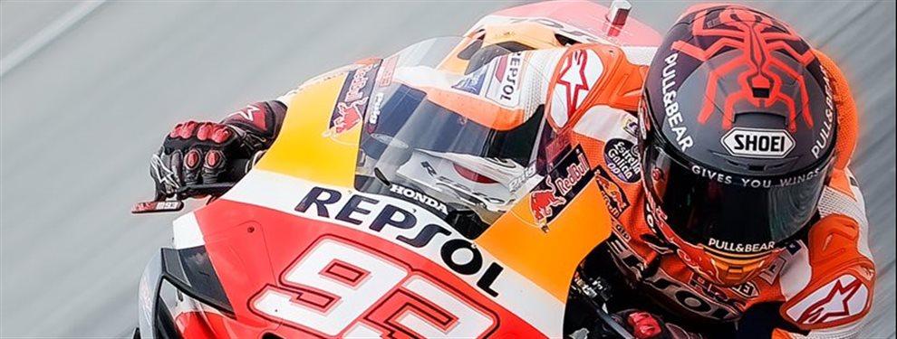 Máxima expectación y alarma en el mundo del motor: Se cae definitivamente el GP de China ¡y Marc Márquez está contra las cuerdas para el inicio en Losail!