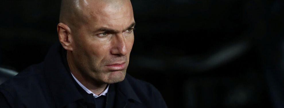Zidane encuentra un problema enorme en su lucha por llevarse LaLiga: ¡Lo teme casi por encima de todo y se lo ha advertido! ¡Este asunto le quita el sueño!