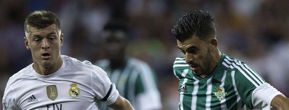Setién tiene un sueño y Zidane le deja soñar. ¡60 millones y es tuyo!