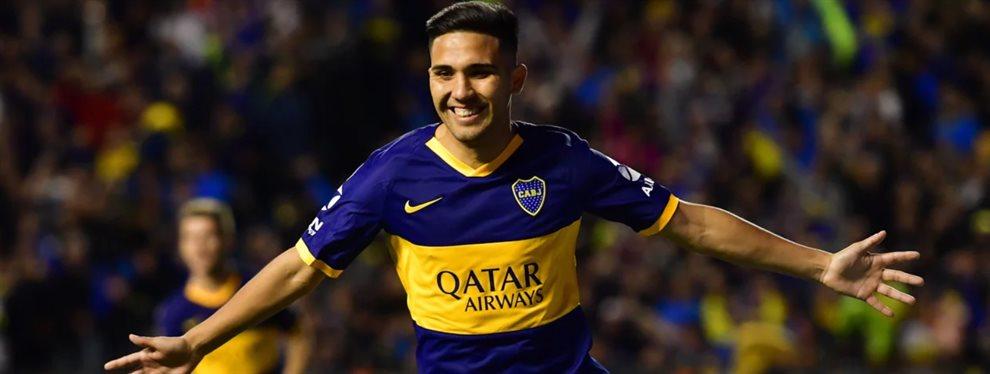 Emanuel Reynoso es pretendido por una de las franquicias de la Major League Soccer.